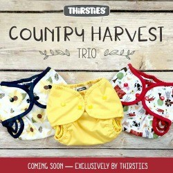 Thirsties Country Harvest Collection