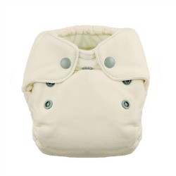 Thirsties Natural Newborn Fitted