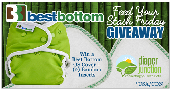 3/4/16 FYSF, Win a BestBottom OS Cover w/ Bamboo Inserts