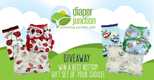 9/16/16 FYSF, Win a Best Bottom Diaper Gift Set