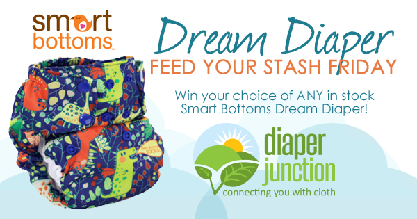 12/16/16 FYSF, Win a Smart Bottoms Dream Diaper of your choice!