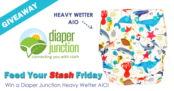 5/25/18 FYSF, Win a Diaper Junction Heavy Wetter AIO!