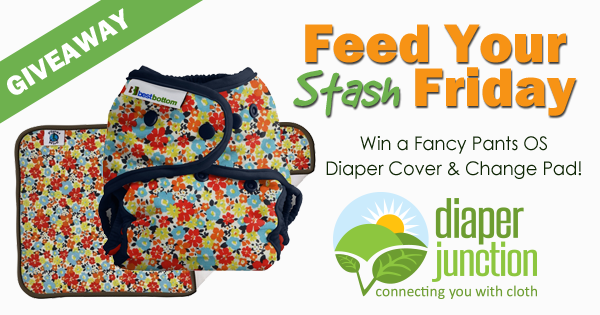 5/4/18 FYSF, Win a Best Bottom Fancy Pants Cover & Changing Pad!