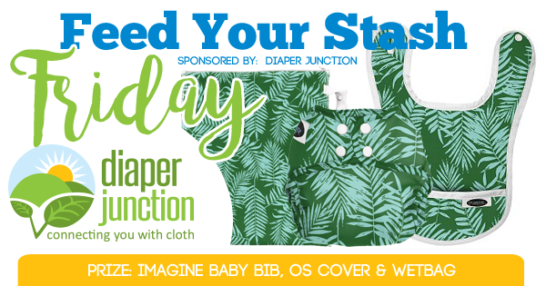 6/29/18 FYSF, Win an Imagine Baby Bib, OS Cover & Wetbag Set!
