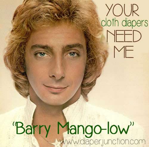 barry manilow,rockin green,cloth diapers,giveaway
