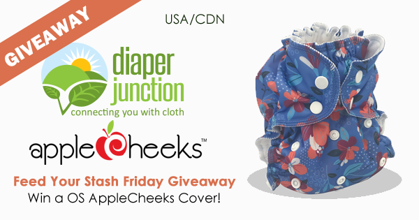10/26/18 FYSF, Win an AppleCheeks OS Envelope Cover!