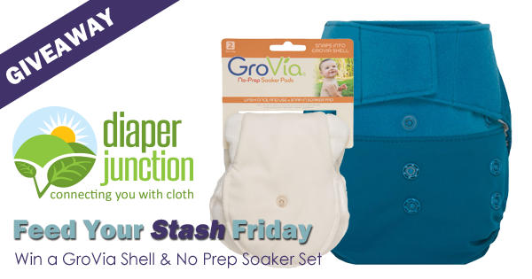 9/8/17 FYSF, Win a Grovia Shell & No Prep Soaker Set!