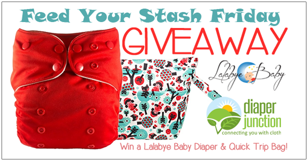 5/13/16 FYSF, Win a Lalabye Baby Diaper & Quick Trip Wetbag!