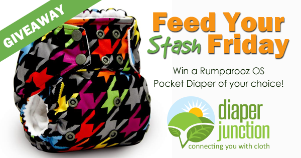 10/06/17 FYSF, Win a Rumparooz OS Pocket Diaper of your choice!