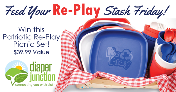 6/23/17 FYSF, Win a Patriotic Re-Play Picnic Set valued at $39.99!