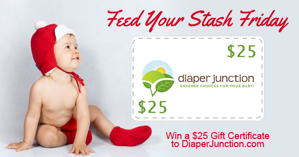 12/23/16 FYSF, Win a $25 GC to Diaper Junction!
