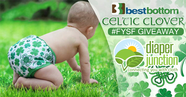 2/24/17 FYSF, Win a Best Bottom Celtic Clover Cover!