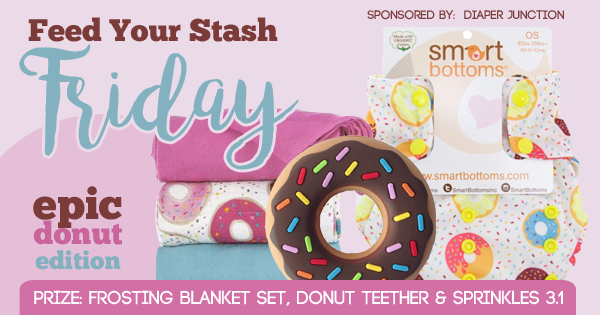 3/10/17 FYSF, FYSF EPIC Donut Edition featuring Tula, SmartBottoms and more!
