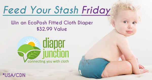 06/10/16 FYSF, Win an EcoPosh Fitted Cloth Diaper!