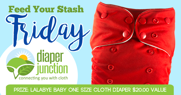 9/15/17 FYSF, Win a Lalabye OS Diaper of your choice!