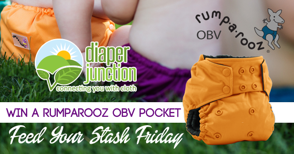 4/7/17 FYSF, Win a Rumparooz OBV OS Pocket Diaper!