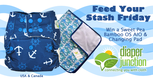 5/26/17 FYSF, Win a Sweet Pea Bamboo OS AIO & Changing Pad!