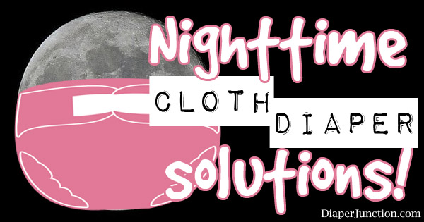 nighttime cloth diapers