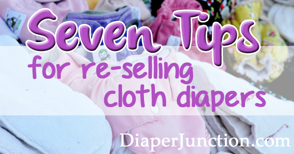 cloth diaper selling tips