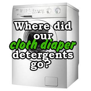 cloth diaper detergetnts