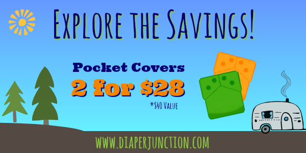 Grab Bag Savings: Pocket Covers 2 for $28
