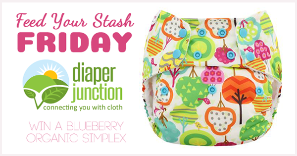 11/04/16 FYSF, Win a Blueberry Organic Smplex Diaper!