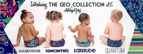 Lalabye Baby Geo Collection prints score a home-run with fans!