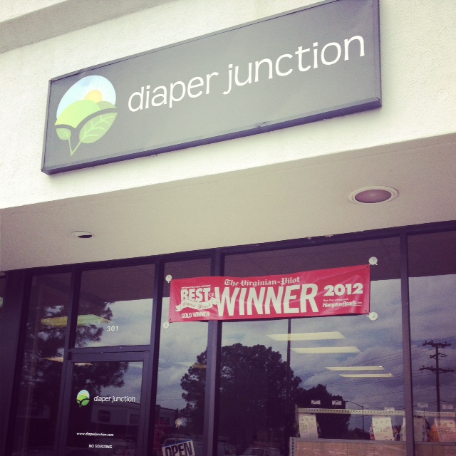 cloth diapers, diaper junction