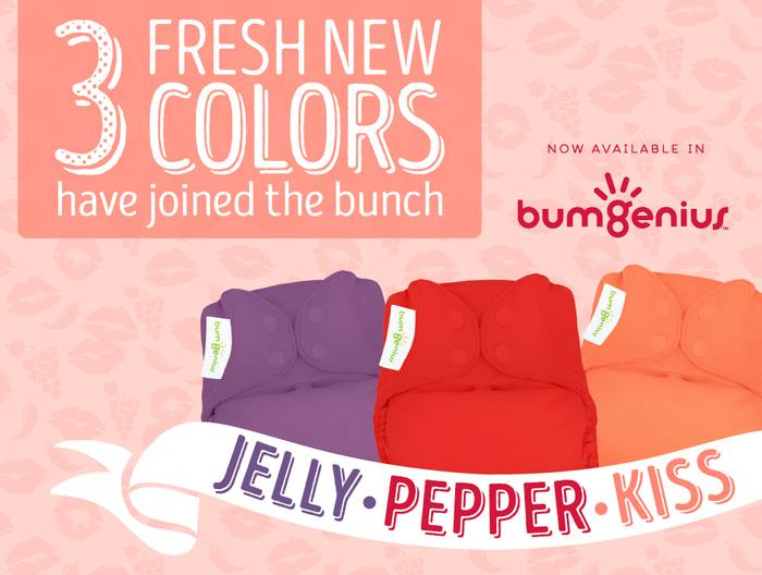bumgenius,jelly,pepper,kiss