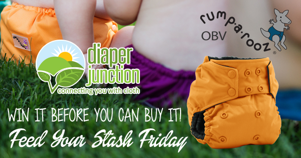 9/30/16 FYSF, Win a Rumparooz OBV One Size Diaper!