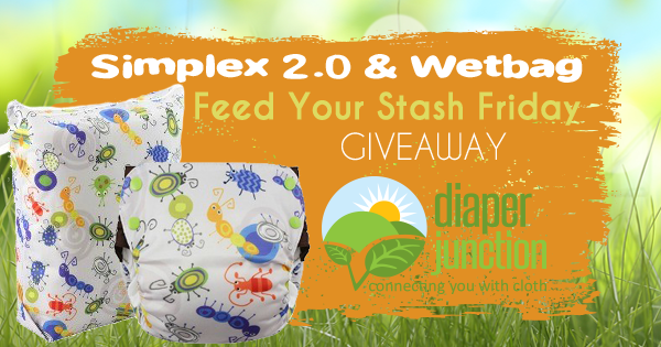 5/20/16 FYSF, Win a Blueberry Simplex 2.0 & Wetbag