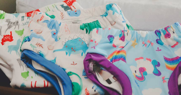Thirsties NEW Potty Training Pants are stocking at Diaper Junction!