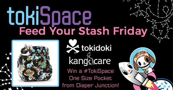 2/19/16 FYSF, Win a Rumparooz #TokiSpace OS Pocket Diaper!