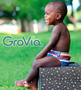 GroVia Cloth Diapers