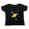 Buttons COSMOS Cotton T Shirt  CLEARANCE