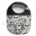 Marley's Monsters Baby Bib CLEARANCE