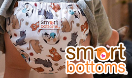Smart Bottoms Cloth Diapers