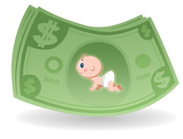 Earn FREE DIAPERS with Stash Cash!