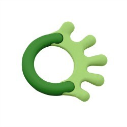 Green Sprouts Hand Teether Rattle