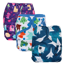 Lalabye Baby Limited Edition Diaper Paper Collection
