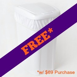 FREE Diaper Rite Pail Liner with $75 Purchase